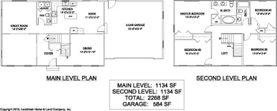 special select floor plans to control costs - Large Living Room House Plans