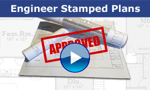 Engineer Stamped Plans