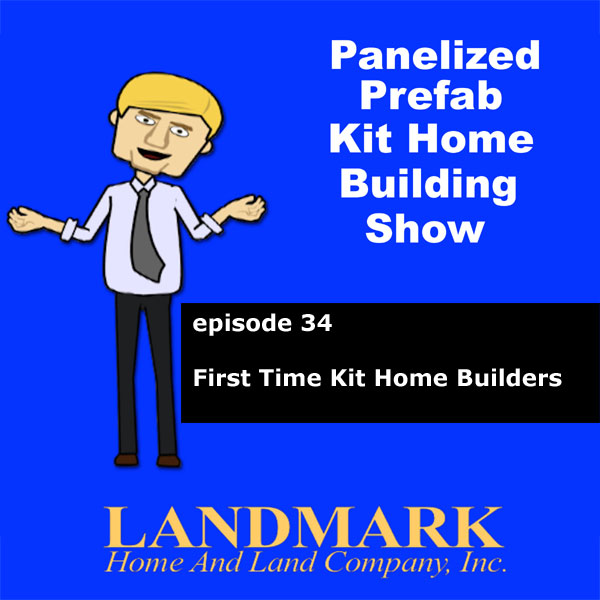 First Time Kit Home Builders