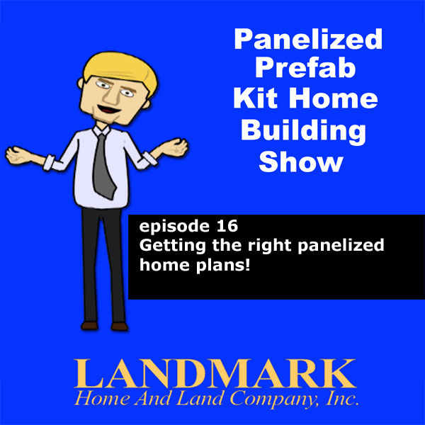 The Right Panelized Home Plan
