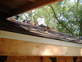 Finishing Roofing